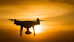 Ban imposed on unauthorized drone flying...