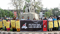 Nusrat murder: Demo staged in Dhaka...