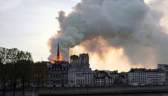 Paris' historic Notre-Dame Cathedral...