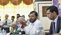 Former Jamaat leaders announce new political...