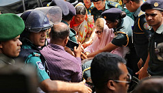 Law minister: Khaleda's denial of permission for treatment unusual