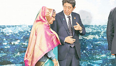 Dhaka to sign $2.5bn deal with Tokyo...