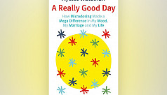 A Really Good Day, by Ayelet...