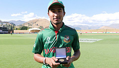 Afif only Bangladeshi picked in CPL...