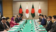 Dhaka signs $2.5b ODA deal with Tokyo