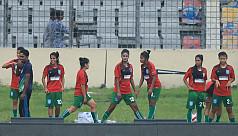 Bangladesh, Laos declared joint champions...