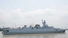 BNS Shadhinota leaves for IMDEX...