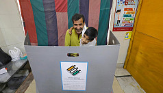India votes in penultimate phase of...