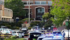 Two dead in US university campus...