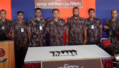 BGB recovers firearms, ammunition in...