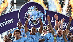 Man City retain Premier League...