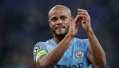 Kompany to leave Man City and join Anderlecht...