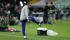 Sarri storms off on eve of Europa League...