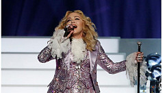 Injured Madonna cancels second show...
