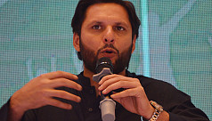 Afridi: No chances of India-Pakistan series with Modi government in power