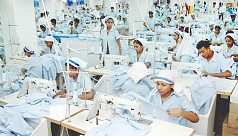 Apparel exports grow by 12.59% in 10...