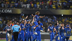 Mumbai Indians claim record fourth IPL...