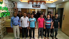 6 con men arrested for stealing money,...
