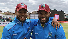 Windies' record opening stand sets up...