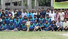 IER, new champion of Dhaka University...