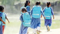 1 in 3 girls from poor households never attended school
