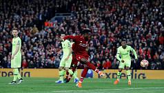 Liverpool stun Barcelona to reach final...