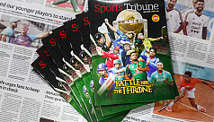 Sports Tribune's World Cup edition hits...