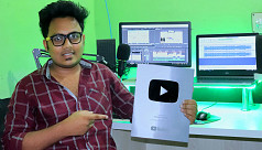 YouTuber straight out of Narail