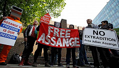 Assange jailed for 50 weeks for UK bail...