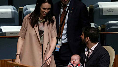New Zealand PM Ardern engaged to partner...