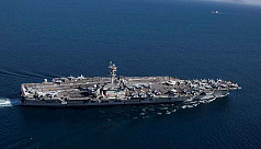 Risks rise as US warns Iran with aircraft...