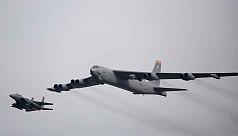US sending B-52s to Middle East against...