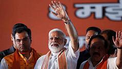 Modi promises inclusive India after...