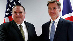 Pompeo visits Brussels as Europe meets...