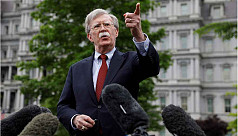 With Bolton's departure, an Iran hawk...