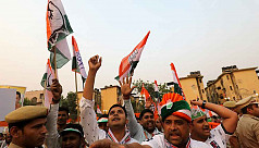 India's Congress urges workers to ignore...