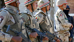 HRW: Egyptian security forces commit...