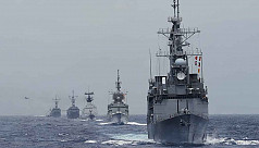 US destroyer sails through Taiwan Strait, provoking China