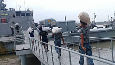 Bangladesh Navy prepared to face Fani...