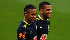 Neymar loses Brazil captaincy to Alves...