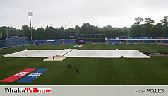 Rain hampers Tigers' practice...