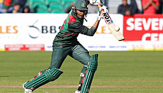 Bangladesh storm into the tri-series...