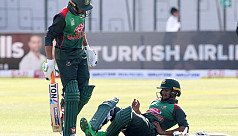 Shakib uncertain for final