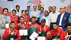 Shakil, Ratna bag golds in Nat'l Airgun C'ship