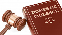 No cases filed under the Domestic Violence Act in 10 years