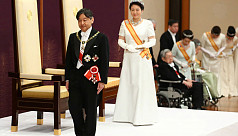 In Pictures: Japan's new emperor ascends...