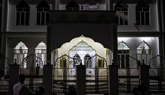 Mosques attacked in Sri Lanka town after...
