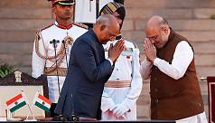 Modi to name BJP President Amit Shah...