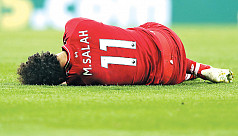 Liverpool's Salah, Firmino ruled out...