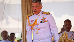 Thailand's king swears in new cabinet, silent on demands for royal reform